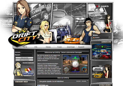 Drift City – Das Racing Game 1