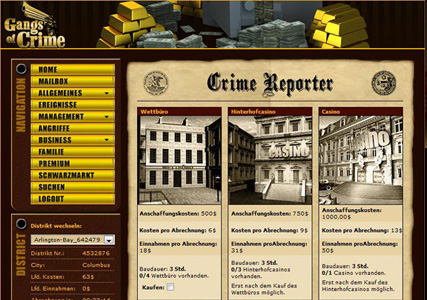 Gangs of Crime 1930 – Das Mafia Game 3