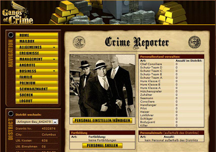 Gangs of Crime 1930 – Das Mafia Game 4