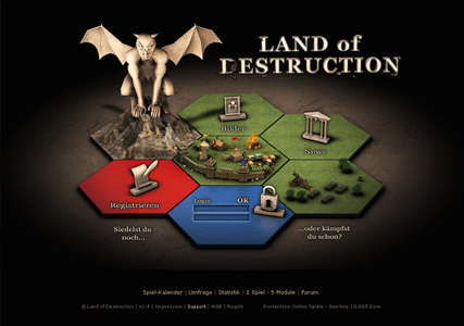 Land of Destruction – Das Fantasy Strategiespiel 1