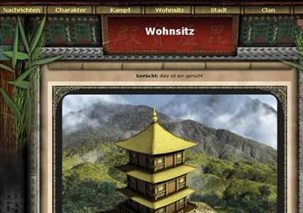 Samurai Fights – Das Multiplayer Rollenspiel 1