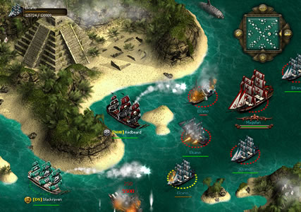 Seafight – Das Online Piratenspiel 2