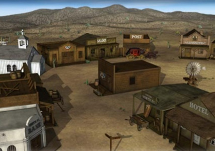 The West – Das Cowboy Westernspiel 3