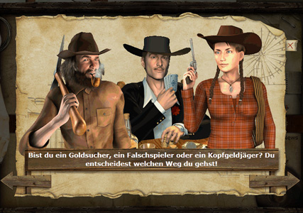 The West – Das Cowboy Westernspiel 4