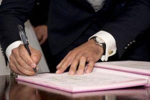 Glücksspielstaatsvertrag Unterzeichnung