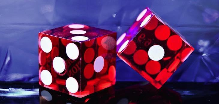 Glücksspiel in Online-Casinos