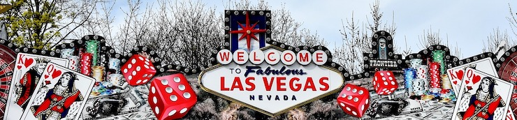 Online Casinos so beliebt wie Spielcasinos in Las Vegas