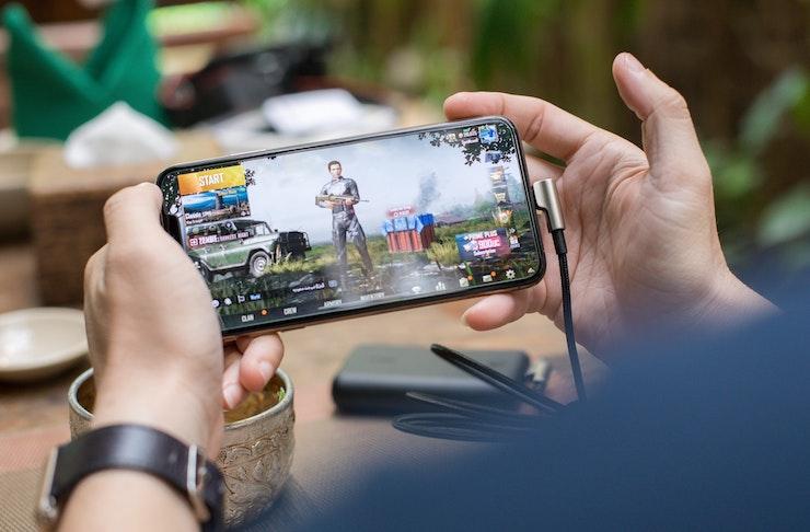 iPhone Spiele und Mobile Gaming
