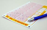 Lotto Glücksspiel mit progressiven Jackpots