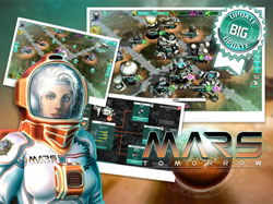Strategiespiele wie Mars Tomorrow