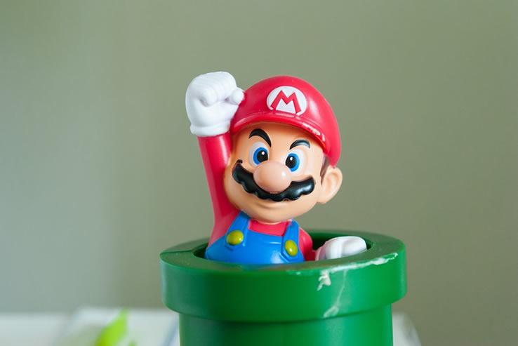 Beliebt seit Jahrzehnten: Super Mario Bros.